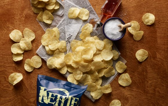 Kettle and Cape Cod Potato Chips